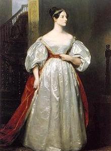 RT @judge_jen: Ada Lovelace, world's first compute…