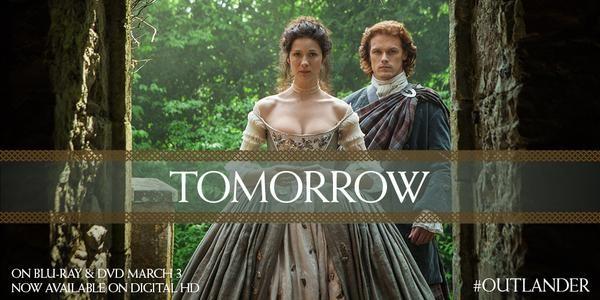 Binge on JAMMF, obviously RT @Writer_DG: Tomorrow,…