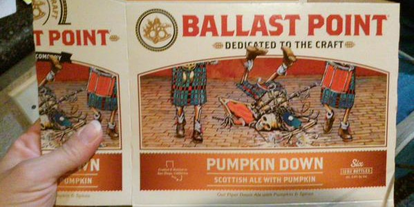 I love this label. #beer #BallastPoint #fb http://…