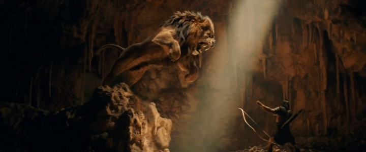 Mythology Mondays: Hercules vs the Nemean Lion htt…