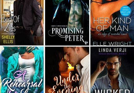 RT @rebekahwsm: Just posted 14 new releases over a…