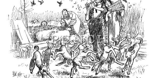 RT @PunchBooks: #FolkloreThursday #Spring E H Shep…